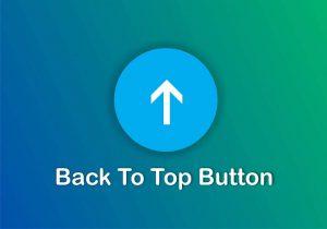 Cara Membuat Tombol Back To Top Pure Javascript Di Blogger
